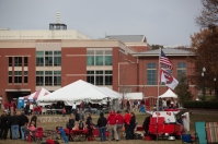 2014 Homecoming: Tailgating and pregame activities