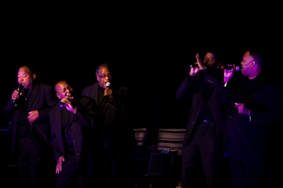 The 2014-15 Cultural Enhancement Series presented Kentucky Glory: Gospel Music from the Commonwealth on Nov. 18 at Downing Student Union Auditorium.