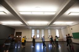 Spanish Dance Fusion on Nov. 21 was part of International Education Week.