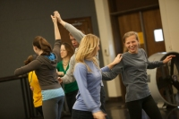 Spanish Dance Fusion on Nov. 21 was part of International Education Week.
