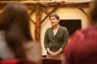 Induction ceremony for Sigma Delta Pi, National Collegiate Hispanic Honor Society, was held Dec. 3.