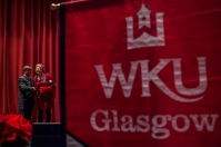 WKU Glasgow Graduand on Dec. 4.