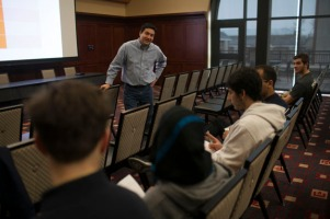 WKU hosted the P.A.S.S. (Practical Applications for Student Success) Program on Jan. 21-23.