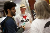 "The International Year of Ecuador continued Feb. 2 with ""Get Smart About Ecuador"" at the Downing Student Union."