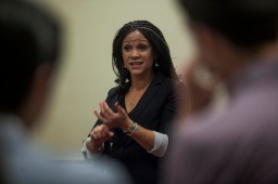 Melissa Harris-Perry visited WKU on Feb. 5 as part of the Cultural Enhancement Series.