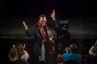 Mummenschanz performed Feb. 10 as part of the Cultural Enhancement Series.