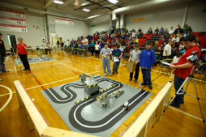 The 15th annual Kentucky Bluegrass LEGO Robotics Competition will be held Feb. 28 at Drakes Creek Middle School.