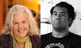 Author Beth Macy (left) and photographer Jared Soares will present the 11th annual John B. Gaines Family Lecture on March 4 at WKU.