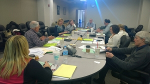 WKU hosted members of the Certification Board of Regents for the Association of State Floodplain Managers (ASFPM) Certified Floodplain Manager program on March 2-4 for their spring meeting.