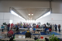 The 20th annual Regional Bridge Building Competition was held March 14.