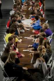 The 42nd Annual History Contest was held March 20.