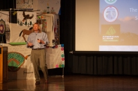 Dr. John All was the keynote speaker for IdeaFestival Bowling Green on March 20.
