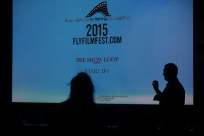 WKU Recreation Administration program hosted the International Fly Fishing Film Festival on March 21.