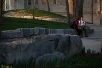 Springtime on the WKU campus