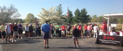 The 6th Annual Collegiate Golf Alliance Student Qualifier will be held April 11 at the Bowling Green Country Club. Registration deadline for the two-person scramble is April 3.