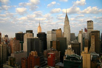 New York City is one of the sites for Summer 2015 Study Away courses.
