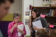 Students in WKU's College of Education and Behavioral Sciences are completing student teaching assignments this spring.