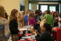 TRiO Programs hosted a college fair on April 22.