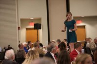 The annual Scholarship Celebration was held April 23.