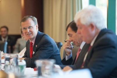 The WKU Board of Regents met April 24.