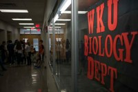 WKU hosted the Kentucky Science Olympiad on April 25.