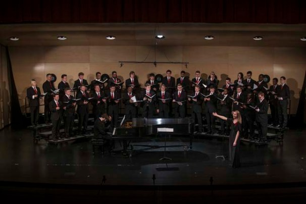 WKU Choirs performed on April 26.