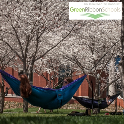 WKU is one of nine colleges and universities honored with the 2015 U.S. Department of Education Green Ribbon Schools Postsecondary Sustainability Award.