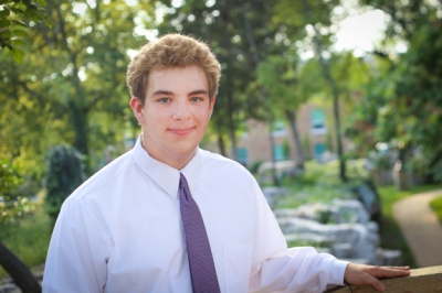 Seth Marksberry, a Gatton Academy student from Owensboro, scored a perfect 36 on the ACT in March.