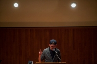 The Goldenrod Poetry Festival was held April 30 at Gary Ransdell Hall.