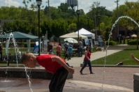The SKy Science Festival was held May 2 at Circus Square Park.