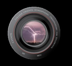 chaos logo [lightning]