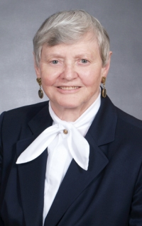 Naomi J. McAfee Internationally recognized engineer  Favorite WKU memory: Standing on the steps of Van Meter Auditorium, looking out over a sea of changing colors in the fall, watching the sun set