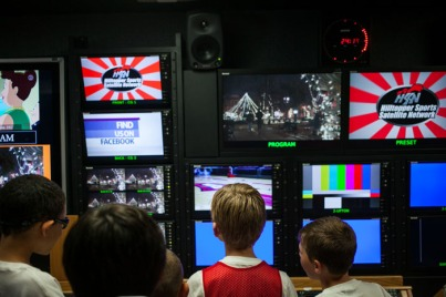 A tour of the WKU PBS production truck.