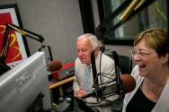 WKU Public Radio conducted a Rally for Radio in late June.