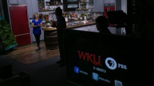 Cooking 80/20 with Robin Shea was produced this summer at WKU PBS.