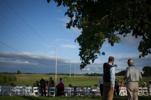 A dinner at the WKU Farm was part of the WKU Board of Regents annual retreat on July 23.