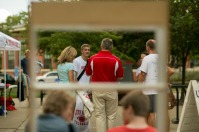 Honors College freshmen moved in on Aug. 13.