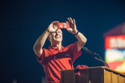 Scenes from MASTER Plan Convocation on Aug. 16.