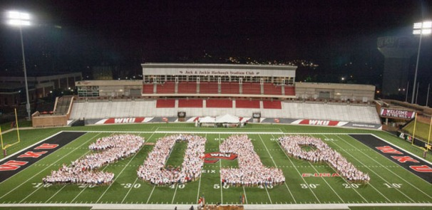 Welcome to the WKU Class of 2019!