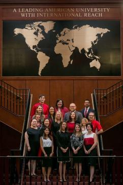 International student recruiters