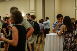 Graduate College reception was held Aug. 20.