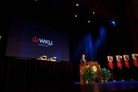 The Opening Convocation was held Aug. 21.