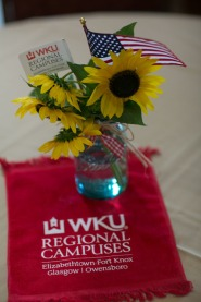 WKU Regional Campuses hosted a Gathering on the Hill Aug. 21.