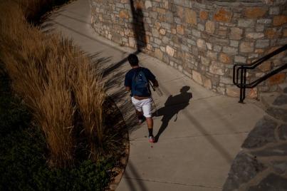 The fall 2015 semester began Aug. 24.