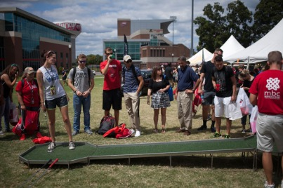 Welcome Back WKU Festival was held on Aug. 26.