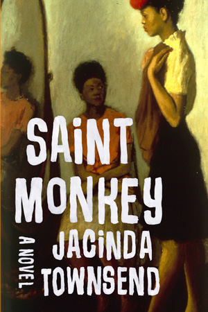Saint Monkey, the debut novel by Jacinda Townsend, is this year's selection for SOKY Reads!