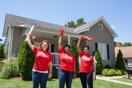 The WKU Hill House, a graduate assistant program that allows graduate coursework to be applied within the community, will celebrate Community Partnerships Day with an open house and proclamation signing on Sept. 18. (WKU photo by Clinton Lewis)