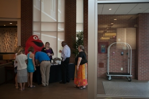 Hyatt Place open house for WKU faculty and staff on Aug. 31.