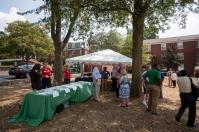 Gatton Academy picnic on Sept. 4.