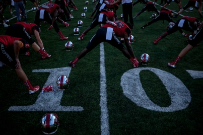 Scenes from WKU football's home opener on Sept. 10.